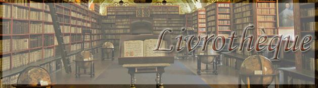 Livrothèque (gestion de bibliothèque) Banniere